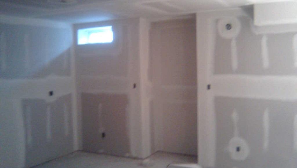 how to fix a bad drywall seam finish job
