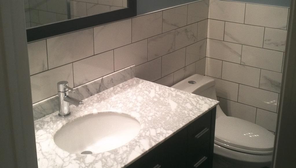 Family bathroom renovation adept services for Bathroom renovation contractor