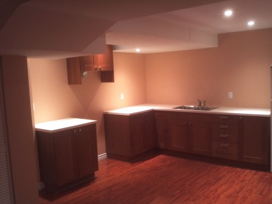 Basement Renovations Kitchen Renovation Design Cabinet Laminate Flooring Vents Electrical Mississauga Contractors By Adept Services Renovation Contractor
