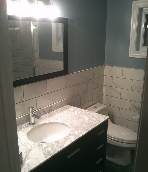 Family bathroom renovation adept services for Bathroom renos images